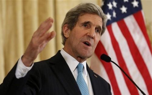 John Kerry au Kenya pour relancer la coopération - ảnh 1