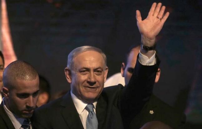 Israël: Netanyahou conclut un accord de gouvernement - ảnh 1