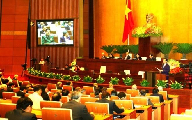 9ème session de l'Assemblée nationale : Troisième semaine de travail - ảnh 1