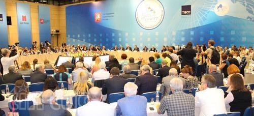 Le Vietnam au 17ème congrès mondial des journalistes russophones - ảnh 1