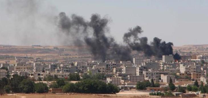 Syrie : l'Etat islamique attaque une centrale électrique à Hassaka - ảnh 1