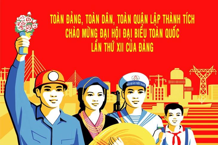 Les affiches de propagande, le fleuron des beaux-arts vietnamiens - ảnh 1