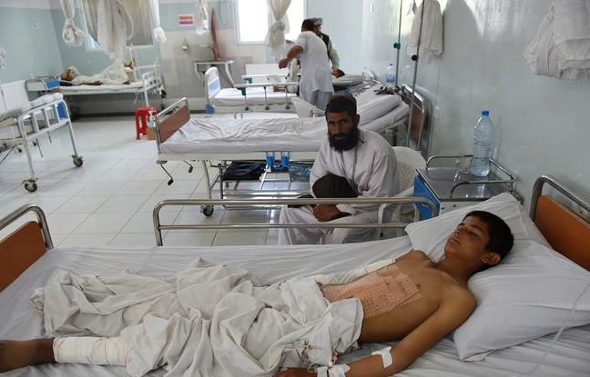 Kunduz: Neuf morts dans le bombardement de l'hôpital de MSF - ảnh 1
