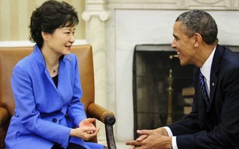 Les Etats-Unis sont prêts à reprendre les discussions sur la dénucléarisation avec la RPDC - ảnh 1