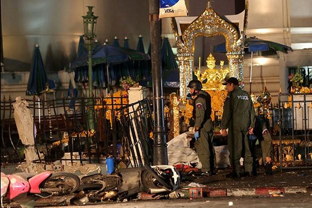 Fermeture de l'enquête de l'attentat de Bangkok - ảnh 1