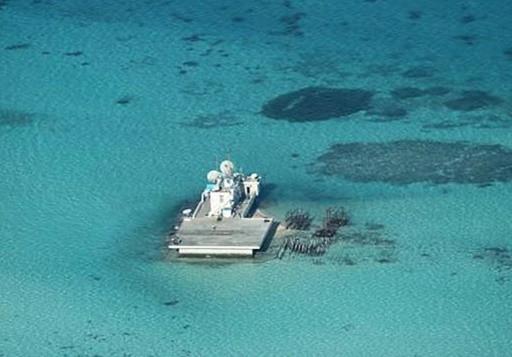 Mer Orientale: Manille dénonce les phares  construits illégalement par la Chine - ảnh 1