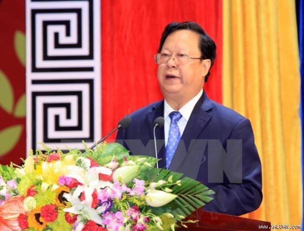 Echanges et rencontres à l'occasion de la visite de Xi Jinping - ảnh 1