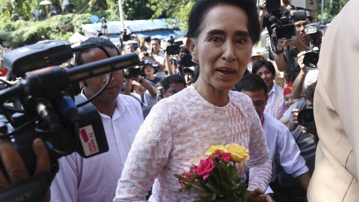 Scrutin au Myanmar : les dirigeants de la LND se montrent prudents - ảnh 1