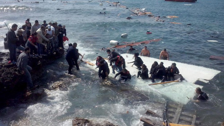 1,2 million de migrants illégaux sont entrés dans l'Union européenne - ảnh 1