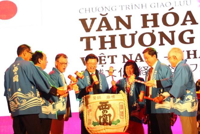 Programme d'échange culturel et commercial Vietnam-Japon - ảnh 1