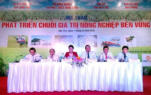 Le Vietnam promeut le développement durable dans l'agriculture - ảnh 1