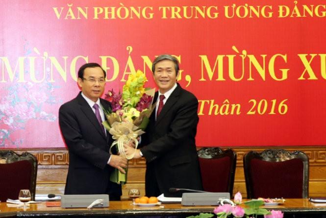 Nguyen Van Nen nommé chef du bureau du CC du PCV - ảnh 1