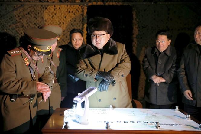 Pyongyang annonce des tests de tirs nucléaires - ảnh 1