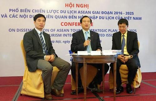 Pour une intégration du tourisme vietnamien dans la communauté aséanienne - ảnh 1