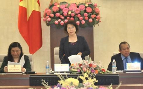 Le Conseil électoral national se réunit pour sa 4ème session - ảnh 1