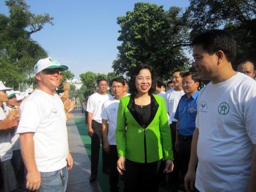 Journée mondiale de l'environnement fêtée en grande pompe au Vietnam - ảnh 1