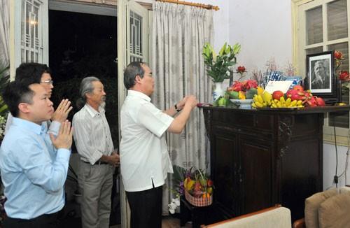 Les oeuvres de Van Cao accompagnent la nation pour toujours  - ảnh 1