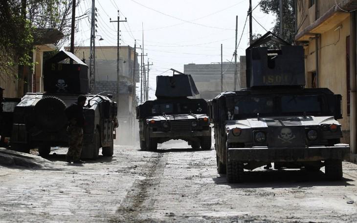 Irak : l'EI est