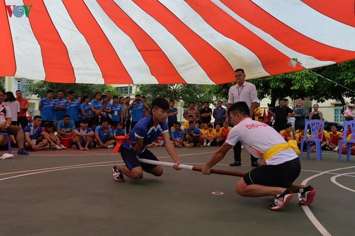 Existe-t-il des compétitions sportives entre les différentes ethnies au Vietnam? - ảnh 2