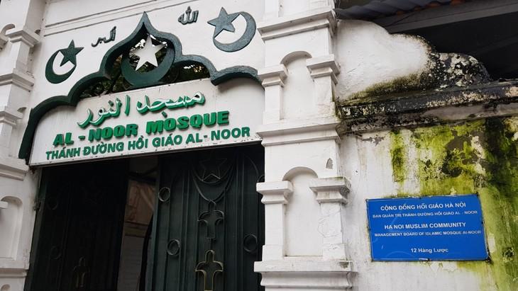 Y a-t-il des mosquées à Hanoi? - ảnh 1