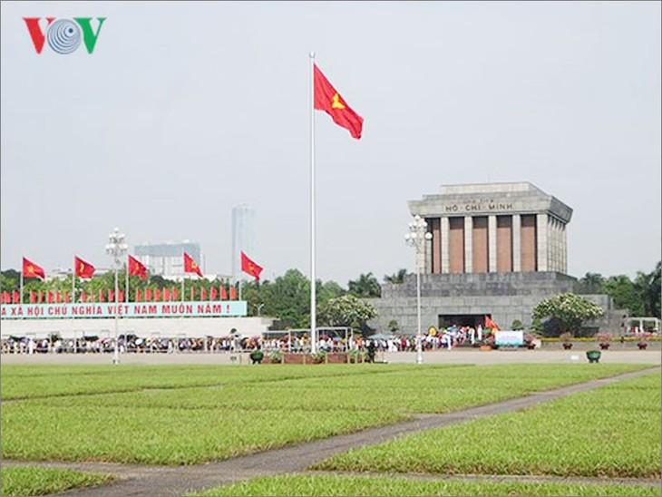 Le mausolée du Président Hô Chi Minh - ảnh 1