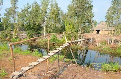 Le village flottant de Tân Lâp - ảnh 2