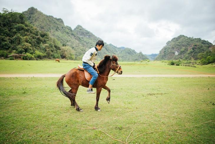 Dông Lâm – une destination idéale pour faire du camping - ảnh 12