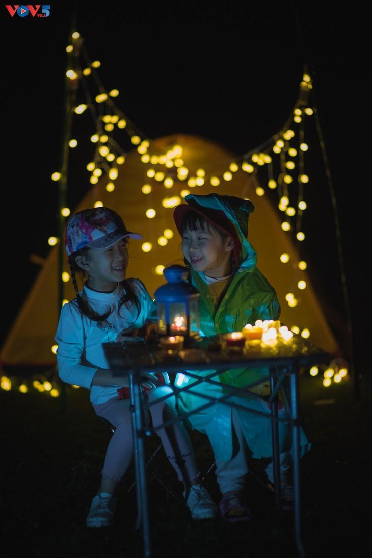 Dông Lâm – une destination idéale pour faire du camping - ảnh 9