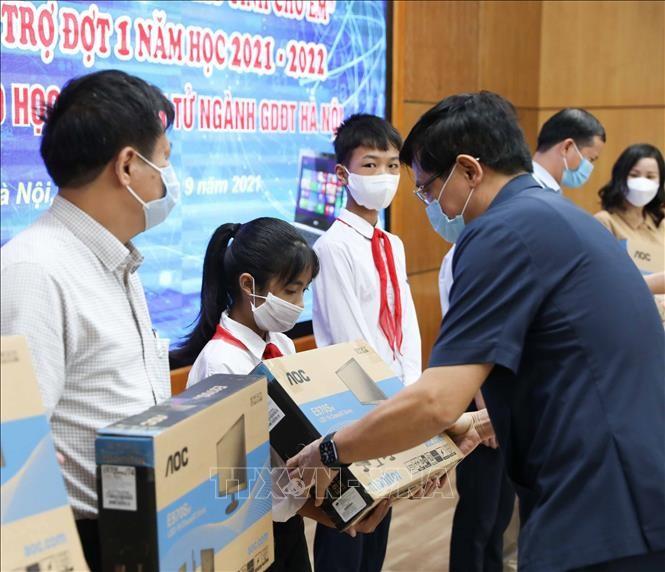 Aides en faveur des jeunes défavorisés - ảnh 1