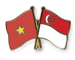 Vietnam-Singapura memperluas kerjasama ekonomi - ảnh 1