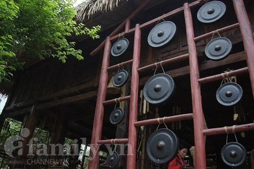 Menguak rahasia Museum Ruang Budaya Etnis Minoritas Muong- provinsi Hoa Binh - ảnh 3