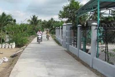 Memobilisasi sumber daya, mengembangkan demokrasi untuk membangun pedesaan baru di Hanoi - ảnh 3