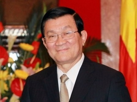 Presiden Truong Tan Sang mengirimkan surat sehubungan dengan pembukaan tahun ajar baru - ảnh 1