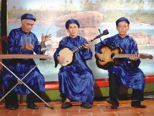 Seni Don Ca Tai Tu menghadapi kesempatan menjadi Pusaka Budaya Nonbendawi dari Umat Manusia - ảnh 4