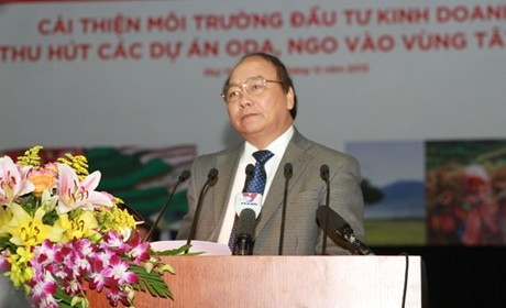 Memperbaiki lingkungan investasi dan bisnis daerah Tay Bac - ảnh 1