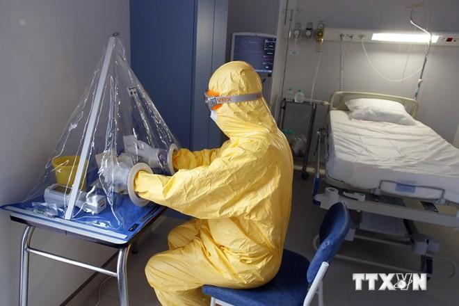 Amerika Serikat mengumumkan bimbingan baru dalam mengobati pasien Ebola - ảnh 1