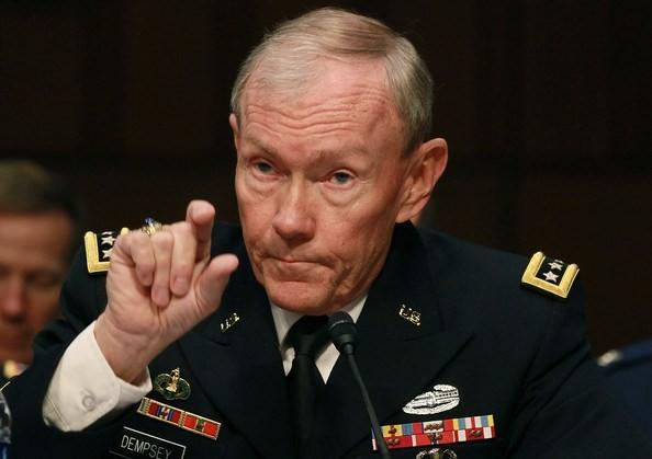 AS membuka kemungkinan mengirim tentara ke Suriah - ảnh 1
