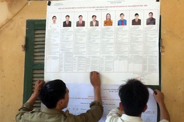 Sudah siap untuk pemilihan anggota MN dan anggota Dewan Rakyat berbagai tingkat - ảnh 1