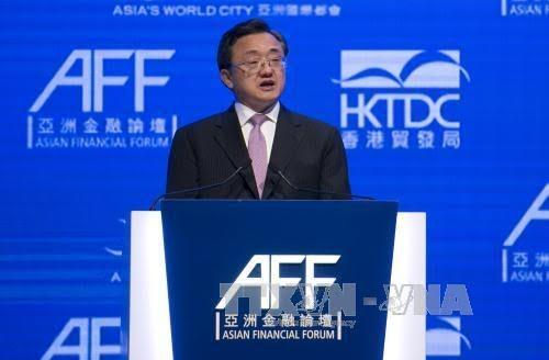 """Hubungan Tiongkok-ASEAN sedang berada dalam """"periode matang"""" - ảnh 1"""