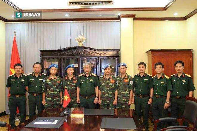 Vietnam aktif ikut serta dalam pasukan penjaga perdamaian  PBB - ảnh 1