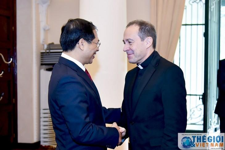 Sidang putaran ke-7 Kelompok Kerja Gabungan Viet Nam-Vatikan - ảnh 1
