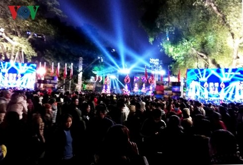 Rakyat Viet Nam menyambut tahun baru 2019 - ảnh 1