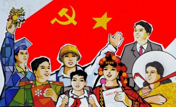 Partai Komunis Vietnam merupakan inti dari persatuan besar seluruh bangsa - ảnh 1