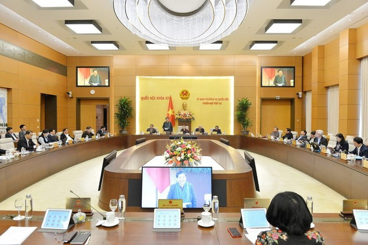 Persidangan ke-43 Komite Tetap MN Viet Nam akan dibuka pada tanggal 23 Maret - ảnh 1