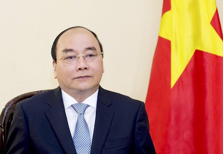 PM Nguyen Xuan Phuc mengirimkan pesan kepada Konferensi  online WHO - ảnh 1