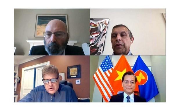 Badan usaha AS bersedia bekerjasama dengan Viet Nam dan negara-negara di kawasan untuk melawan wabah Covid-19 dan memulihkan ekonomi - ảnh 1