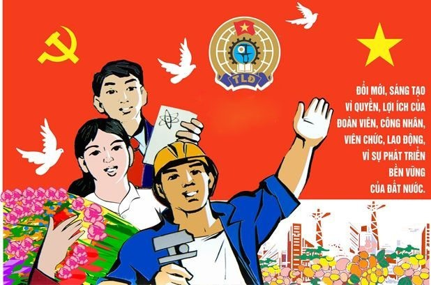 Buruh dan pekerja Viet Nam mengubah pola pikir dan proaktif beradaptasi untuk melakukan integrasi secara efektif - ảnh 1
