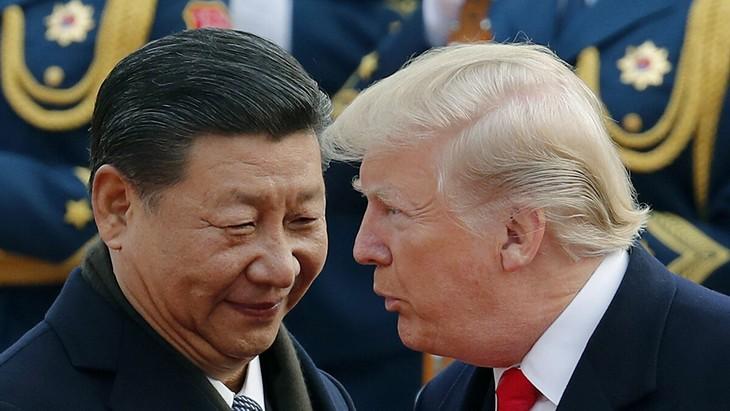 Hubungan AS-Tiongkok dan ketegangan-ketegangan baru - ảnh 1
