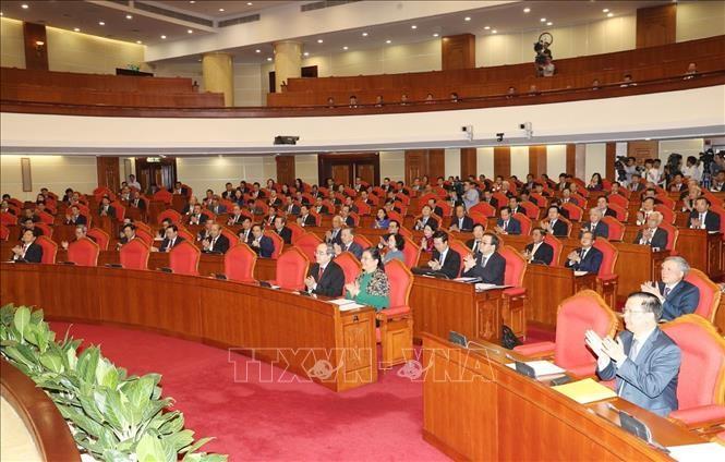Pendapat rakyat tentang Sidang Pleno ke-12 KS PKV - ảnh 1