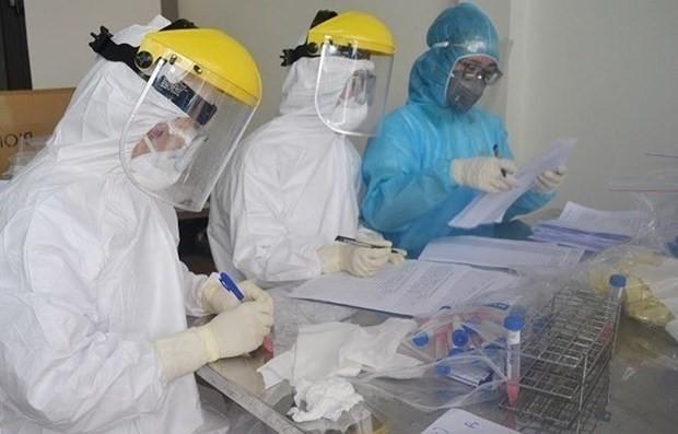Viet Nam: Bertambah lagi satu kasus infeksi wabah Covid-19. 44 hari tidak ada kasus infeksi di masyarakat - ảnh 1
